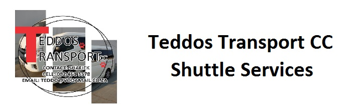 About us-Teddos Transport CC Shuttle Services